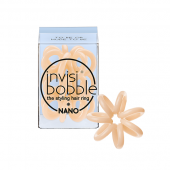 Резинка-браслет для волос Invisibobble NANO To Be or Nude to Be